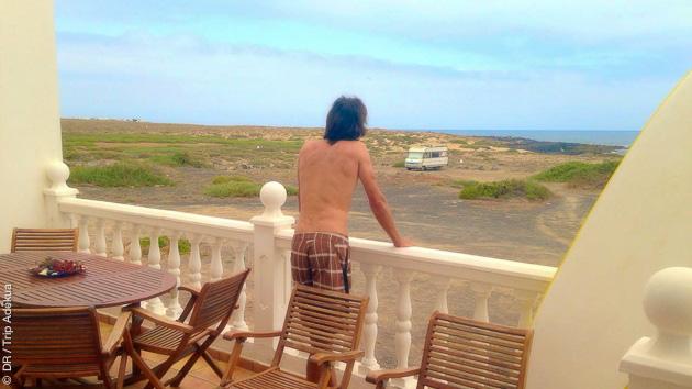 séjour cyclo sur l'île de Lanzarote aux Canaries