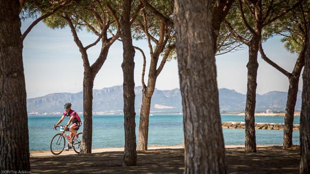 Séjour cyclo à Cambrils en Espagne