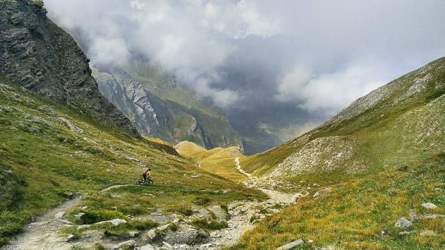 Votre séjour VTT sur les sentiers du Queyras dans les Hautes-Alpes