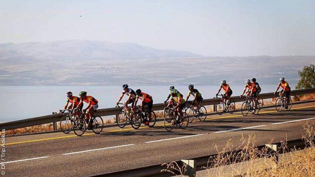 Séjour cyclo en Israël