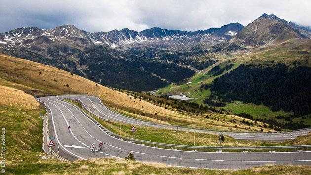 Séjour vélo de route en Andorre
