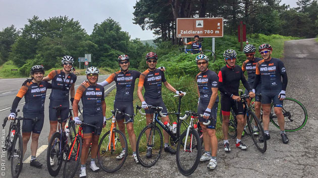 Séjour cyclo au Pays Basque espagnol