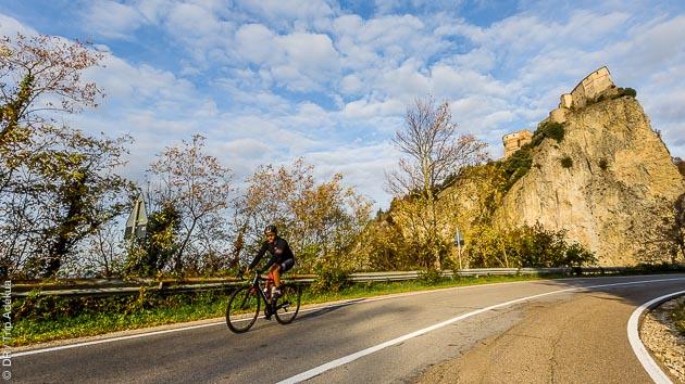 Séjour cyclo dans le Piémont en Italie