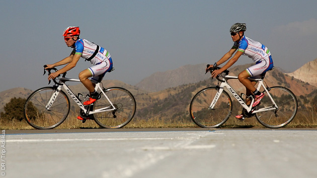 Séjour cyclo en Ouzbékistan sur la Route de la Soie