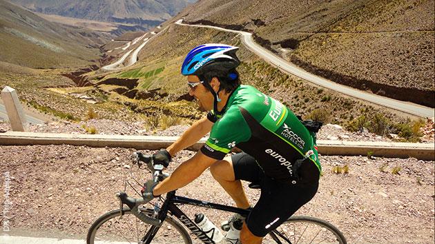 Séjour cyclo en Argentine