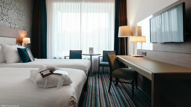 Votre hôtel tout confort pendant votre séjour vélo entre France et Belgique
