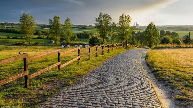 France et Belgique pour un séjour cyclo sur des itinéraires mythiques