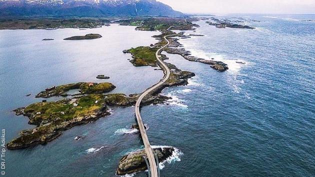 Parcourez les routes de Norvège, au coeur des fjords, pendant ce stage vélo de route