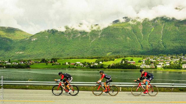 Pendant ce séjour cycliste en Norvège, vous êtes logés en hôtel 4 étoiles