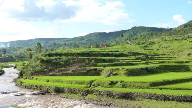 Sur votre vélo, admirez les plus beaux paysages de Madagascar