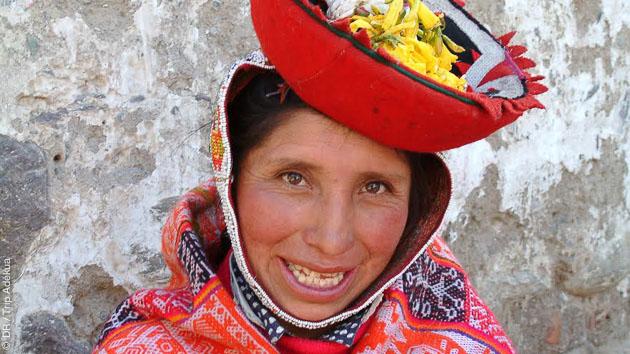 Rencontre, entre culture et histoire du Pérou, lors de votre séjour cycliste entre Cuzco et le Machu Picchu