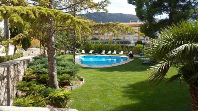 Votre hôtel tout confort pour vos vacances vélo de route à Biar en Espagne