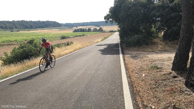 Découvrez les plus belle routes de Biar à côté de Valence en Espagne