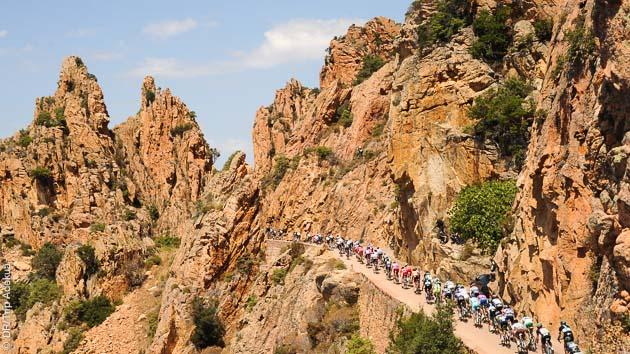Tour de la Corse en formule cyclo croisière