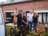 Des logements confortables et adaptés aux cyclistes sur votre parcours - voyages adékua