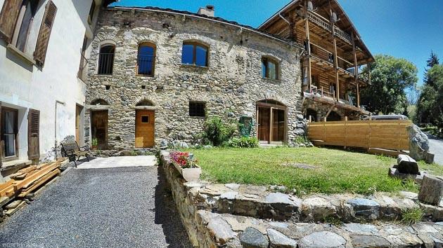 Un séjour VTTAE dans le Queyras, Hautes-Alpes
