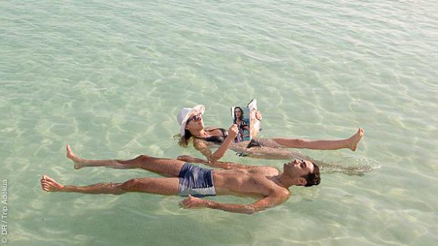 Un séjour cyclo unique jusqu'à la Mer Morte en Israël