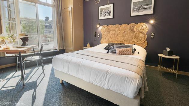 Votre hébergement tout confort en hôtels 3 et 4 étoiles dans le Val de Loire