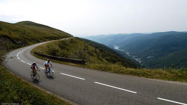 Les plus beaux itinéraires de vélo de route des Vosges pour votre séjour