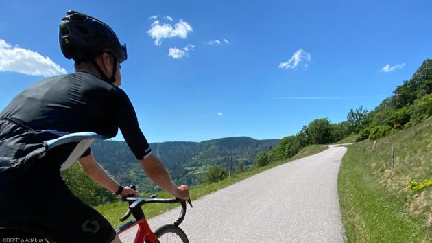 Un séjour sur les plus beaux itinéraires vélo des Vosges