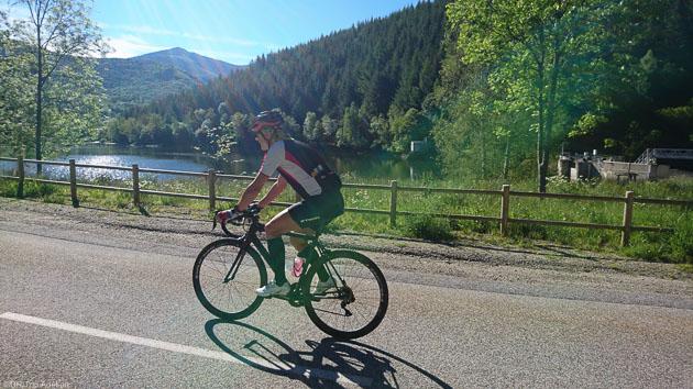 Un séjour cyclo de rêve dans en Ariège