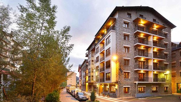 Votre hôtel tout confort pour un séjour cyclo de rêve en Andorre