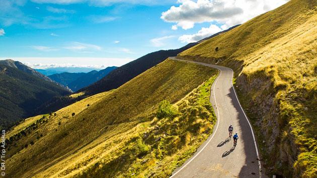 Explorer les plus belles routes des Pyrénées en vélo de route