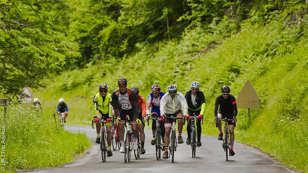 Un séjour cyclo parfait pour rouler dans les Pyrénées