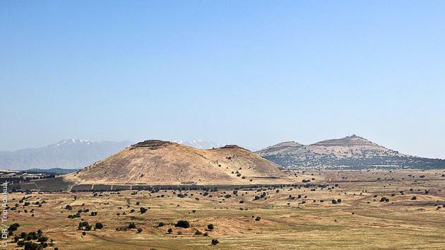 Venez découvrir les plus beaux paysages d'Israël en vélo de route