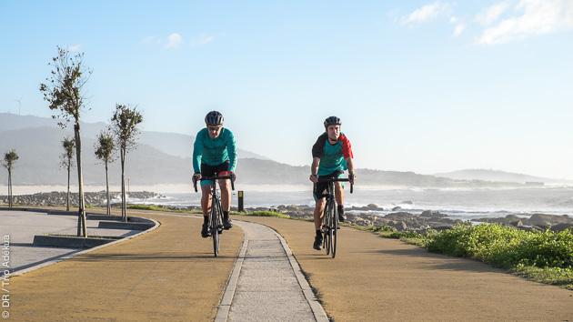 Un séjour vélo de route au bord de l'Océan à Viana do Castelo