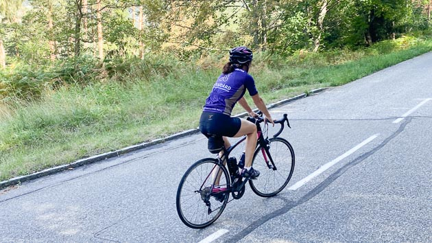 Votre séjour cyclo en Alsace réservé aux femmes