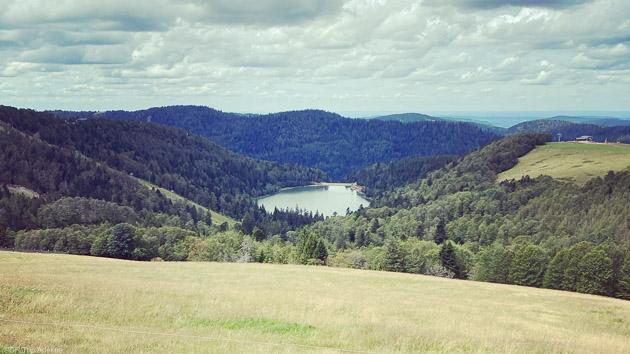 Découvrez les plus beaux paysages des Vosges en vélo