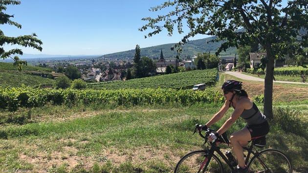 Roulez à vélo sur les plus beaux itinéraires des Vosges