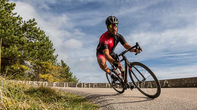 Stage de vélo en Italie, dans la région de Riccione