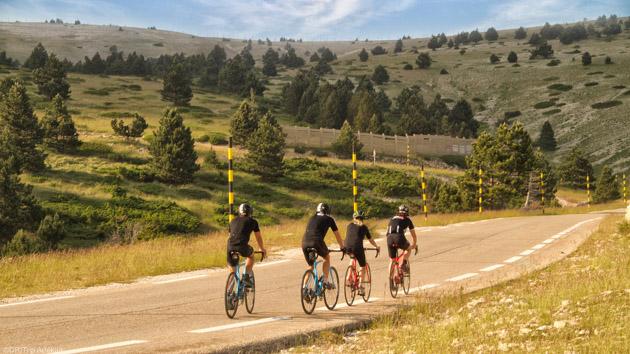 Un séjour vélo de rêve pour découvrir le Mont Ventoux