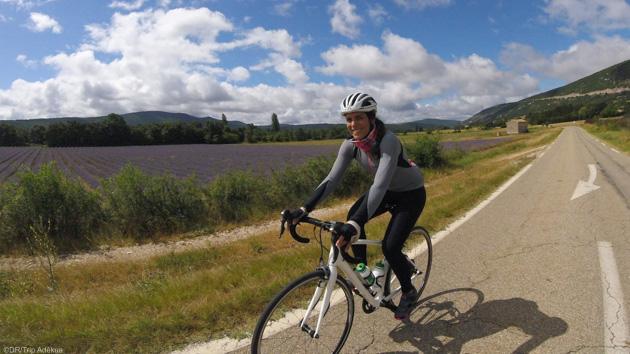 Roulez sur les plus beaux itinéraires de Provence à vélo