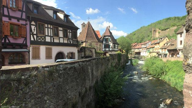 L'Alsace à vélo entre route et sentier en gravel