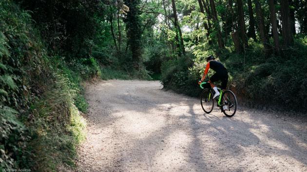 Découvrez la pratique du gravel pendant votre séjour vélo en Alsace