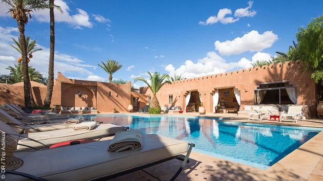 Un séjour vélo au Maroc avec hébergement en chambres d'hôtes et gîtes.