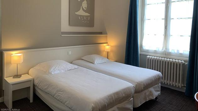 Hôtel tout confort et assistance pour votre séjour vélo en Val de Loire