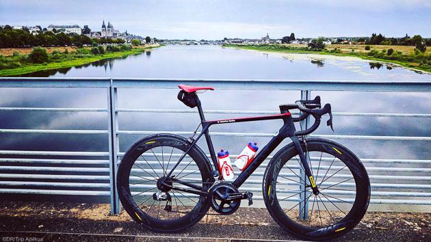 Du vélo de route sur les meilleurs itinéraires du Val de Loire