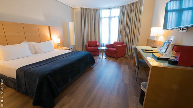 Vos hébergements en hôtel 3 et 4 étoiles pour un séjour cyclo de rêve
