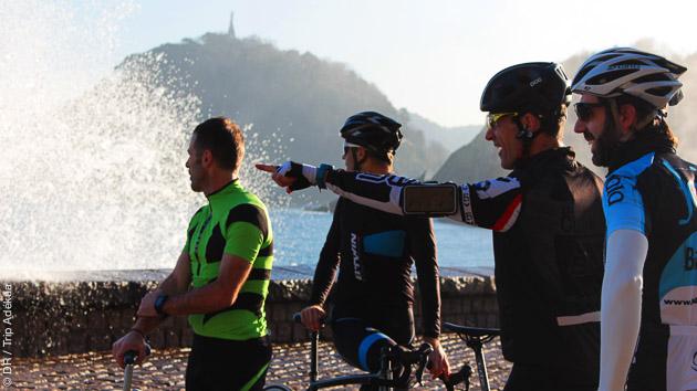 Un tracé d'exception pour 500 km à vélo