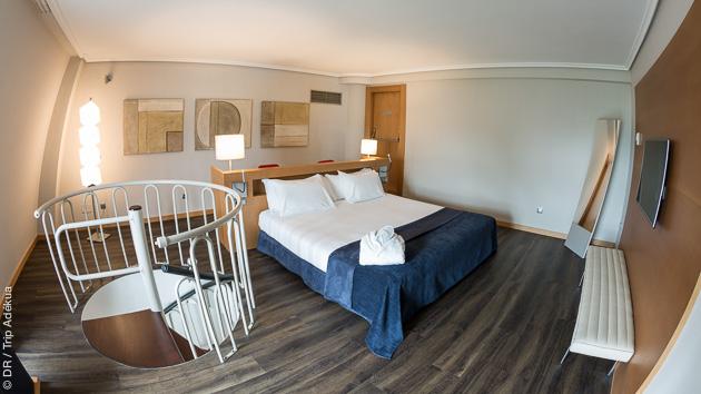 Hébergement tout confort en hôtel 3 et 4 étoiles pendant votre séjour
