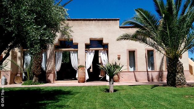 Votre circuit cycliste au Maroc vous emmène à la rencontre dans les maisons d'hôtes