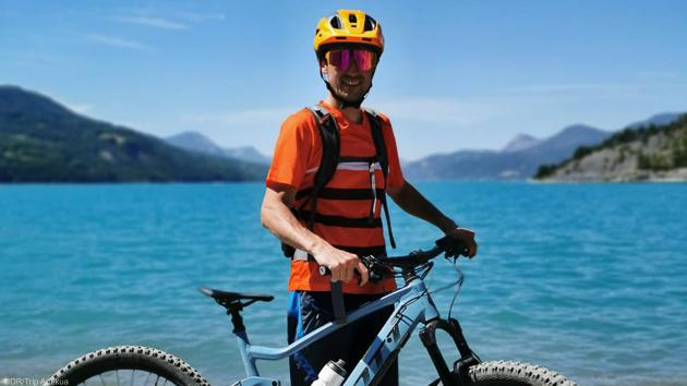 Découvrez les plus beaux itinéraires VTT du lac de Serre-Ponçon