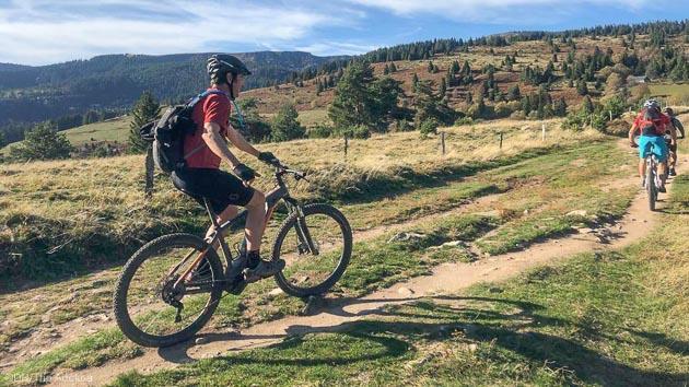 Votre séjour VTTAE sur les plus beaux sentiers des Vosges