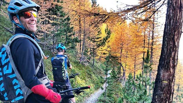 Un séjour VTT de rêve dans les Hautes-Alpes