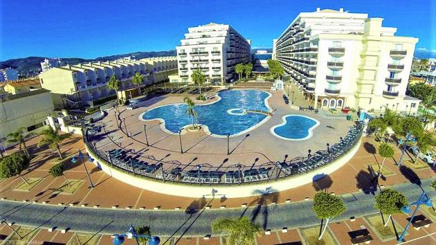 Votre hôtel 4 étoiles tout confort à Peniscola en Espagne