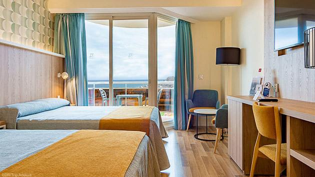 Un hébergement en hôtel 4 étoiles pour un séjour cyclo de rêve